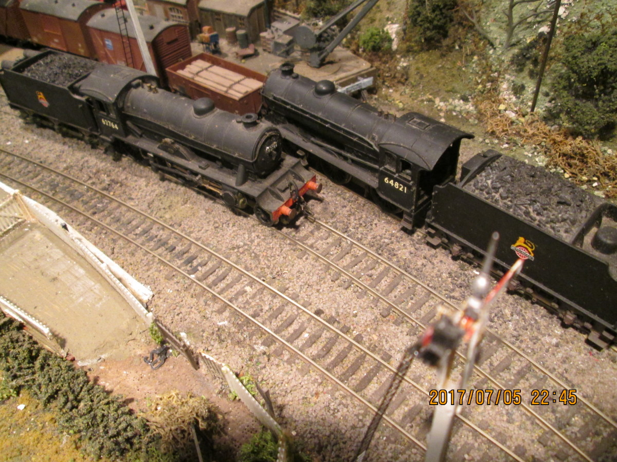 RITES OF PASSAGE FOR A MODEL RAILWAY - 18: THORALDBY - The Layout And 'Potted History'