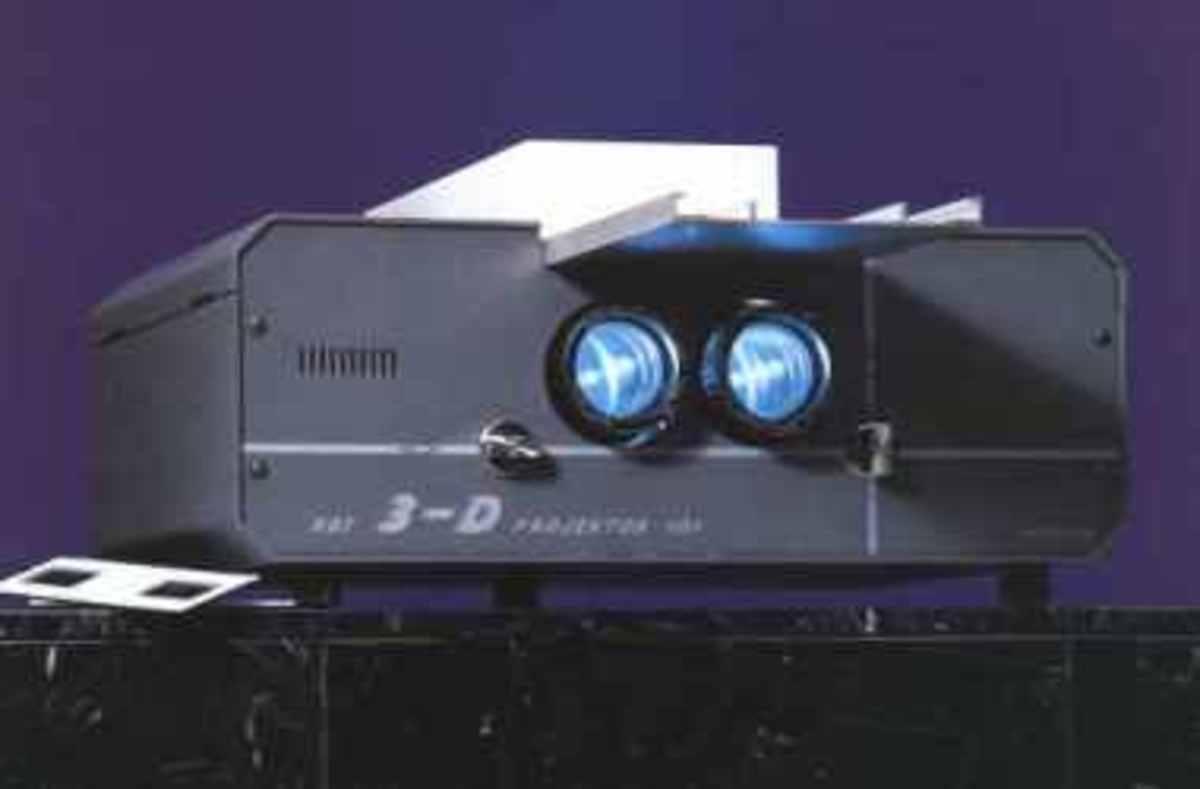 A 3D Projector