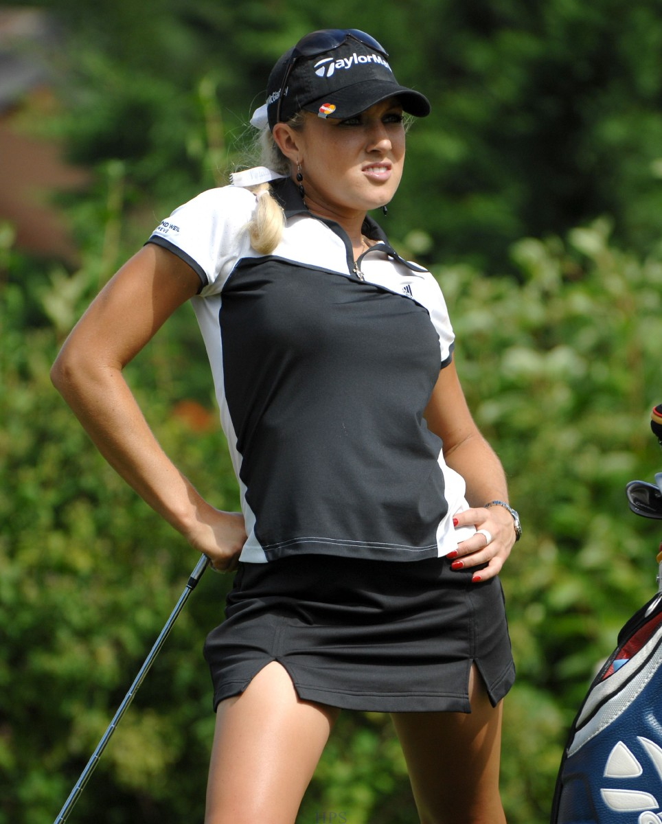 The Sexy Girls Of The LPGA