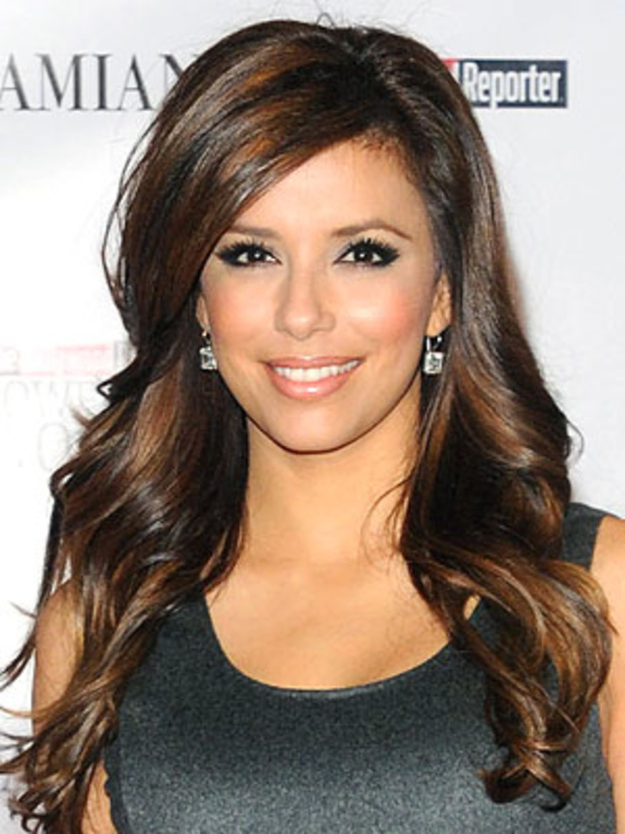 Hair Color for Tan Skin and Brown Eyes