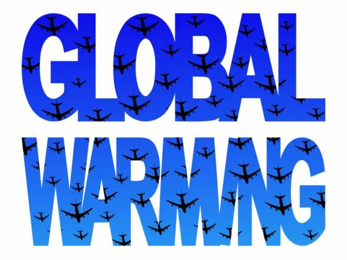Write about global warming
