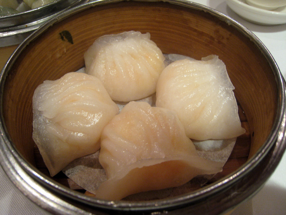 Har Gow (Ha Gao) - Cantonese Shrimp Dumpling