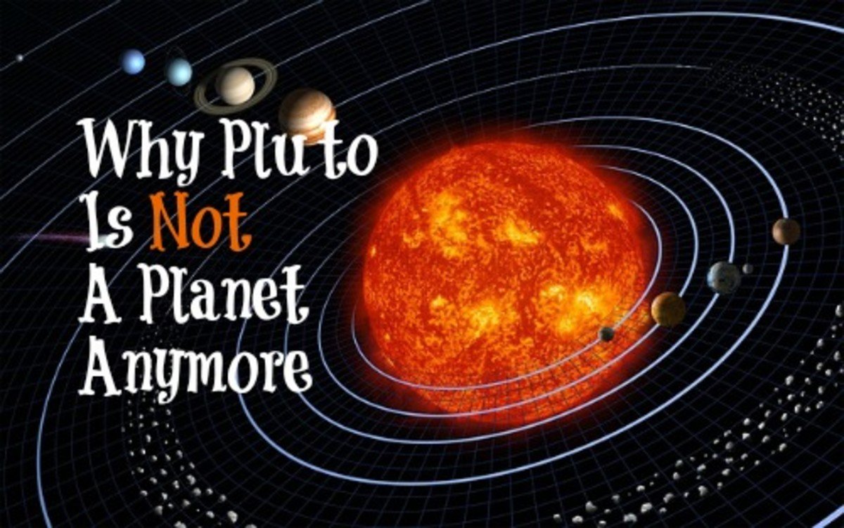 Why Is Pluto Not A Planet Anymore?