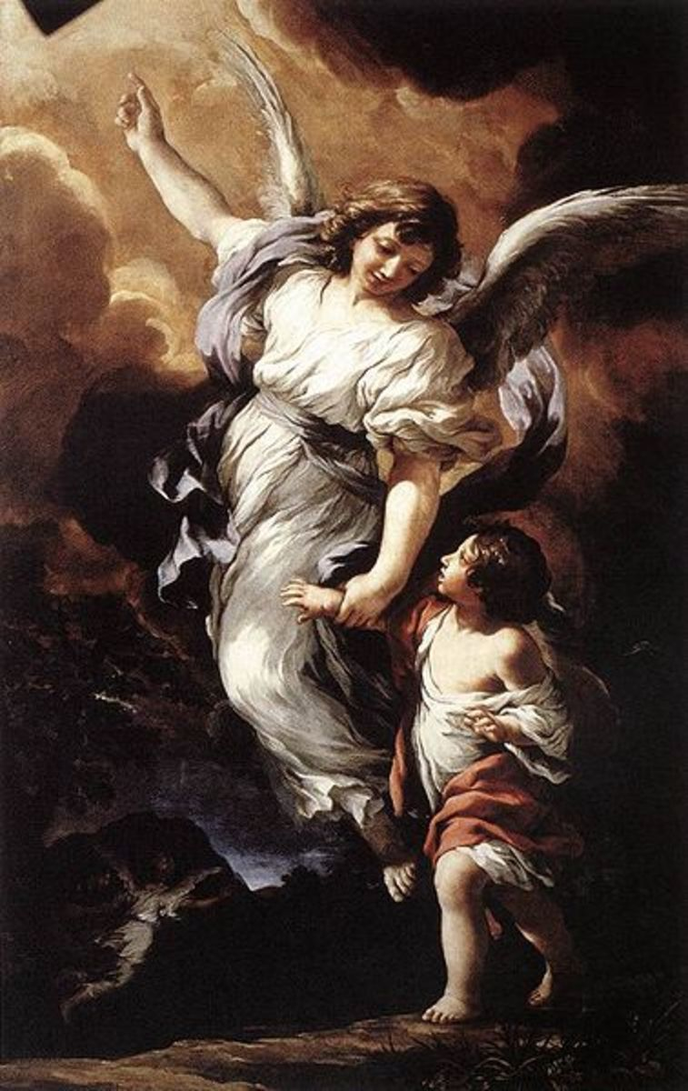 Do you believe in Guardian Angels? Let us hear from you below in the comments section.
