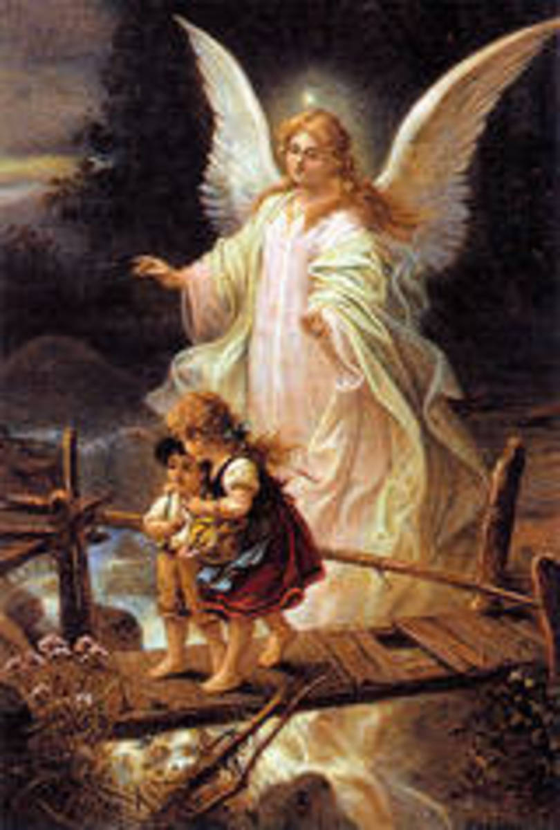 My favorite Guardian Angel Picture Of All Time