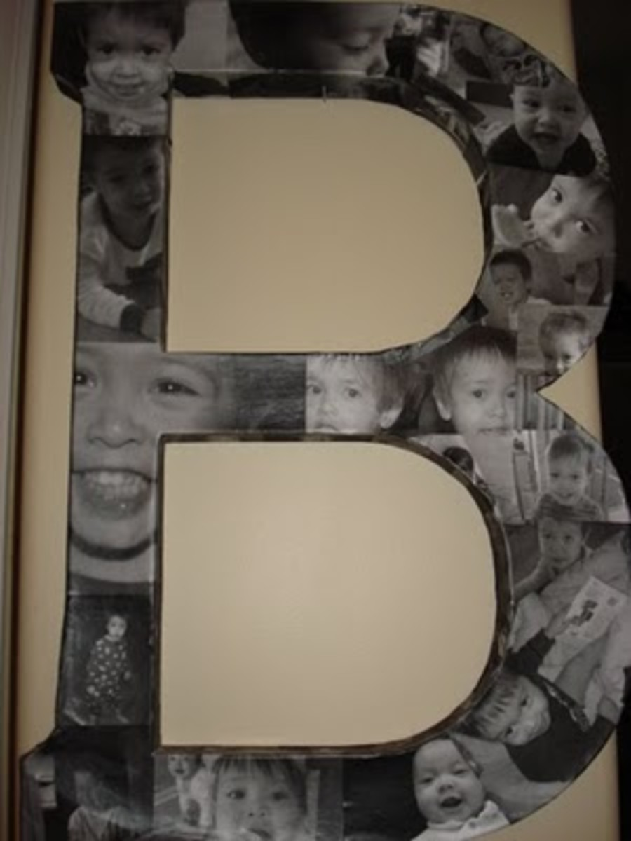 hanging-decorative-letters-craft-ideas-baby-nursery-home-decor