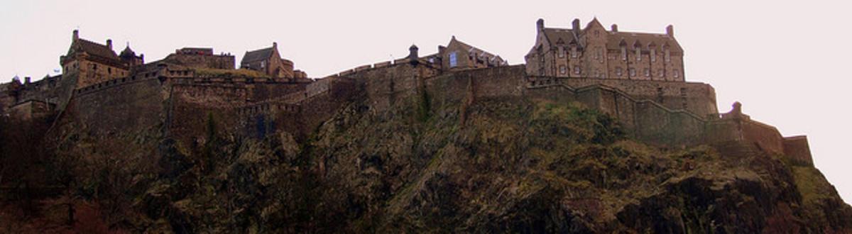 the-history-of-edinburgh-castle