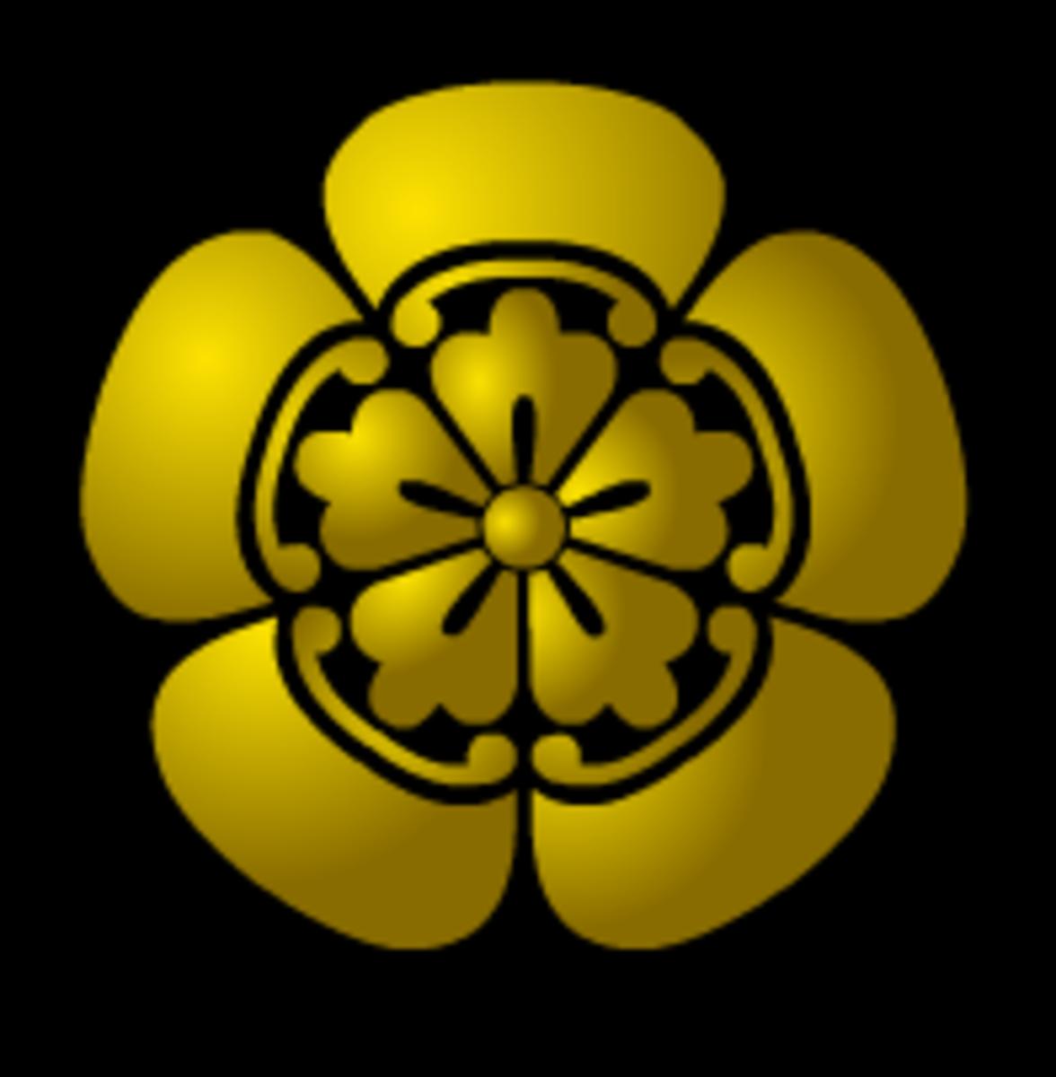 The Oda Clan symbol by Alex K