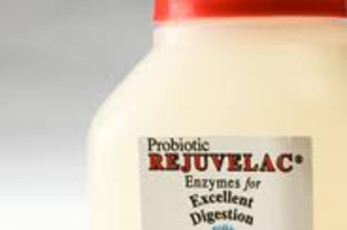 Rejuvelac A Fermented Living Food Drink