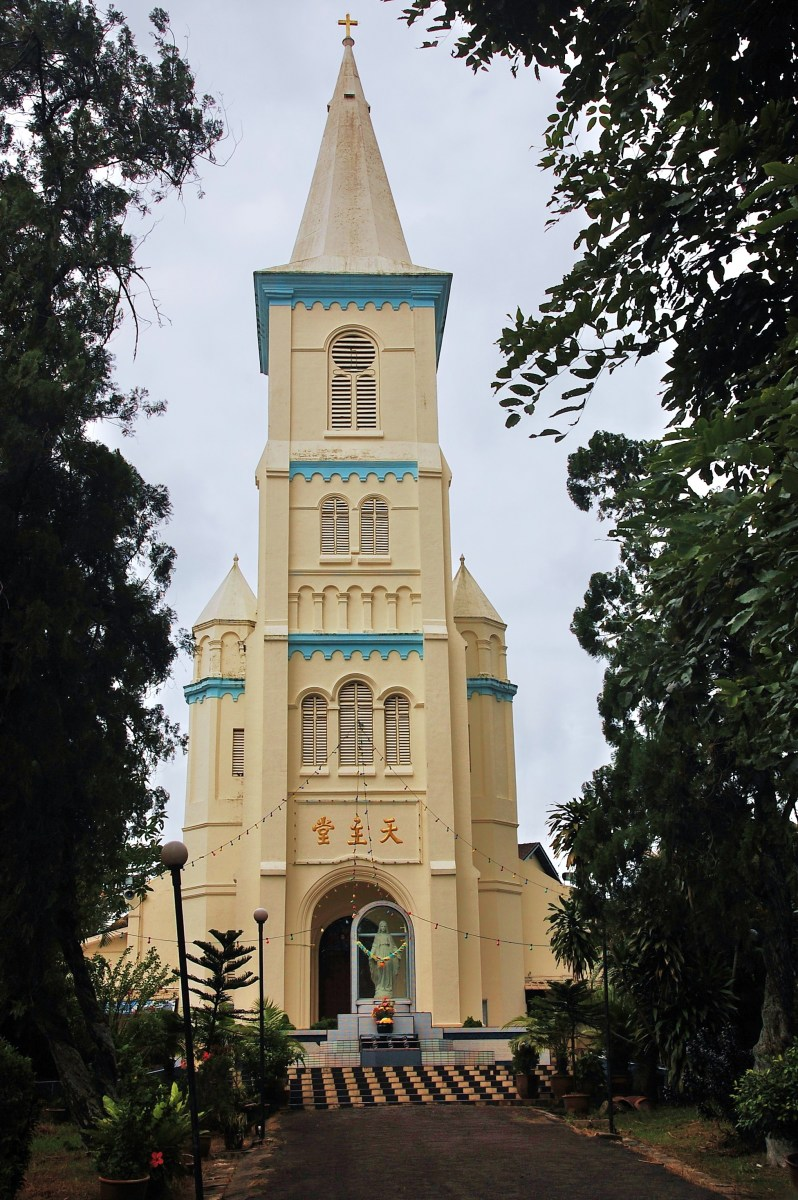 Church of Immaculate of Conception, Malaysia