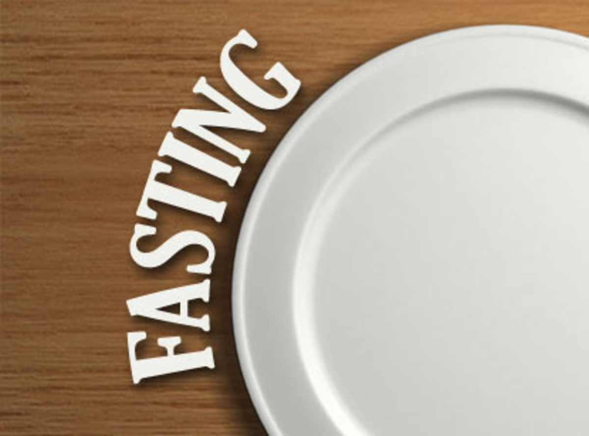 Fasting and abstinance