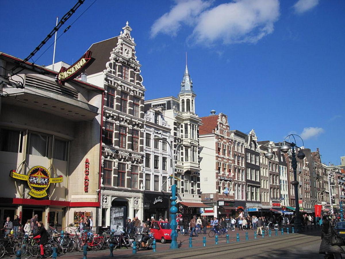 Amsterdam's architecture