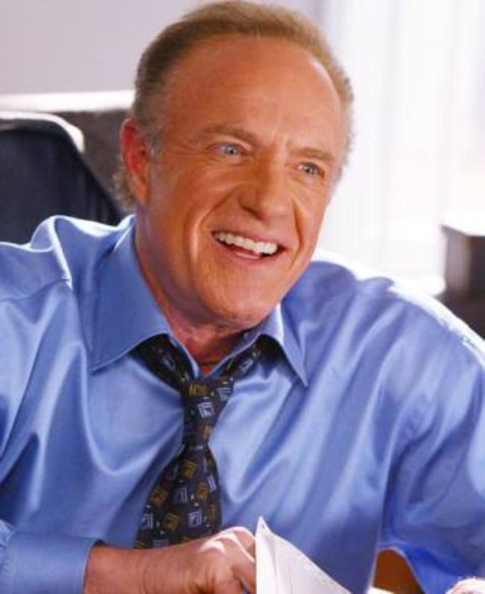 James Caan's Charisma Accentuates his Good Looks