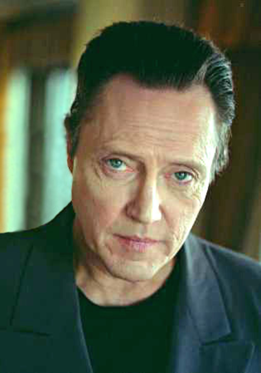 Christopher Walken's Chemistry on Screen is Unique.
