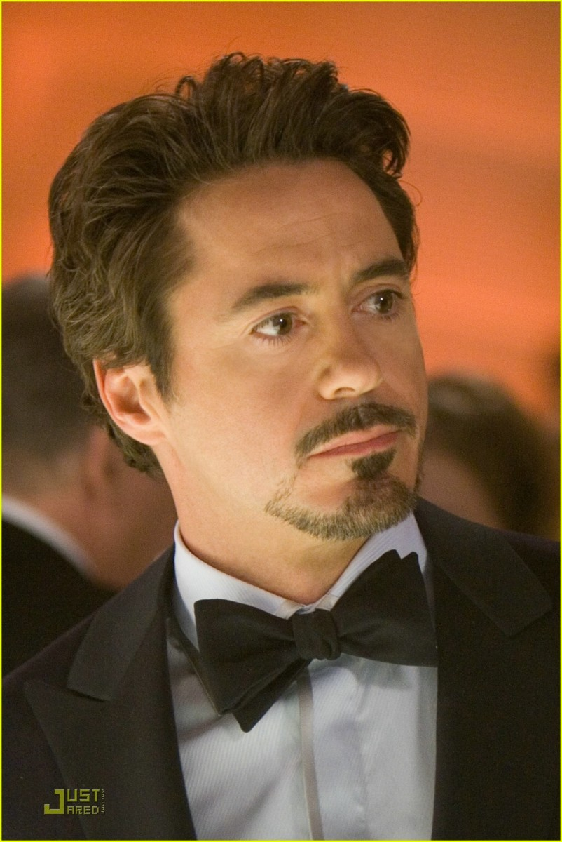 Robert Downey, Jr. is an Extraordinary Super Star
