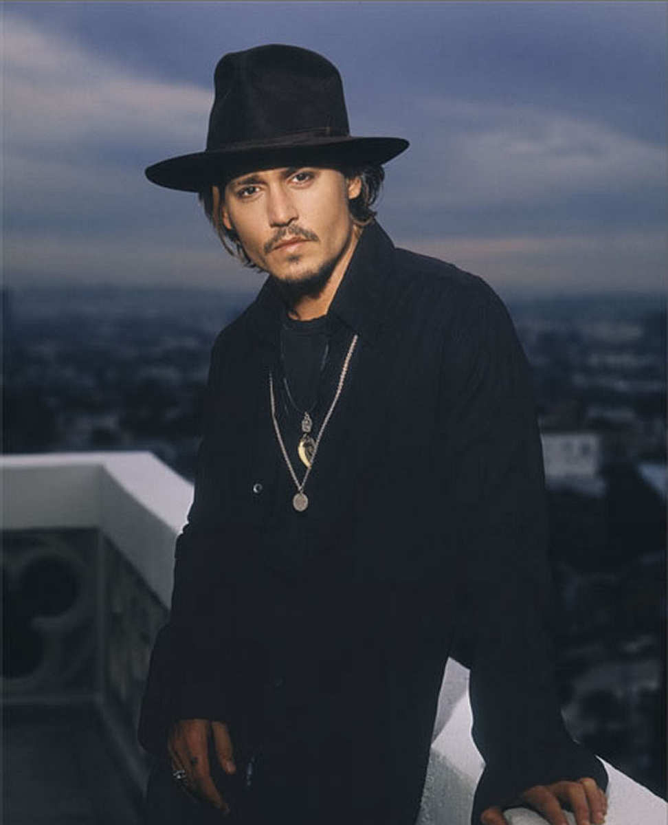 Johnny Depp is Extraordinary