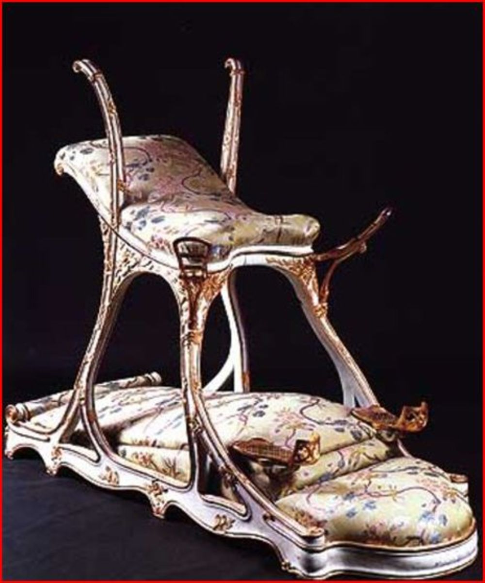 Edward VII Love Chair