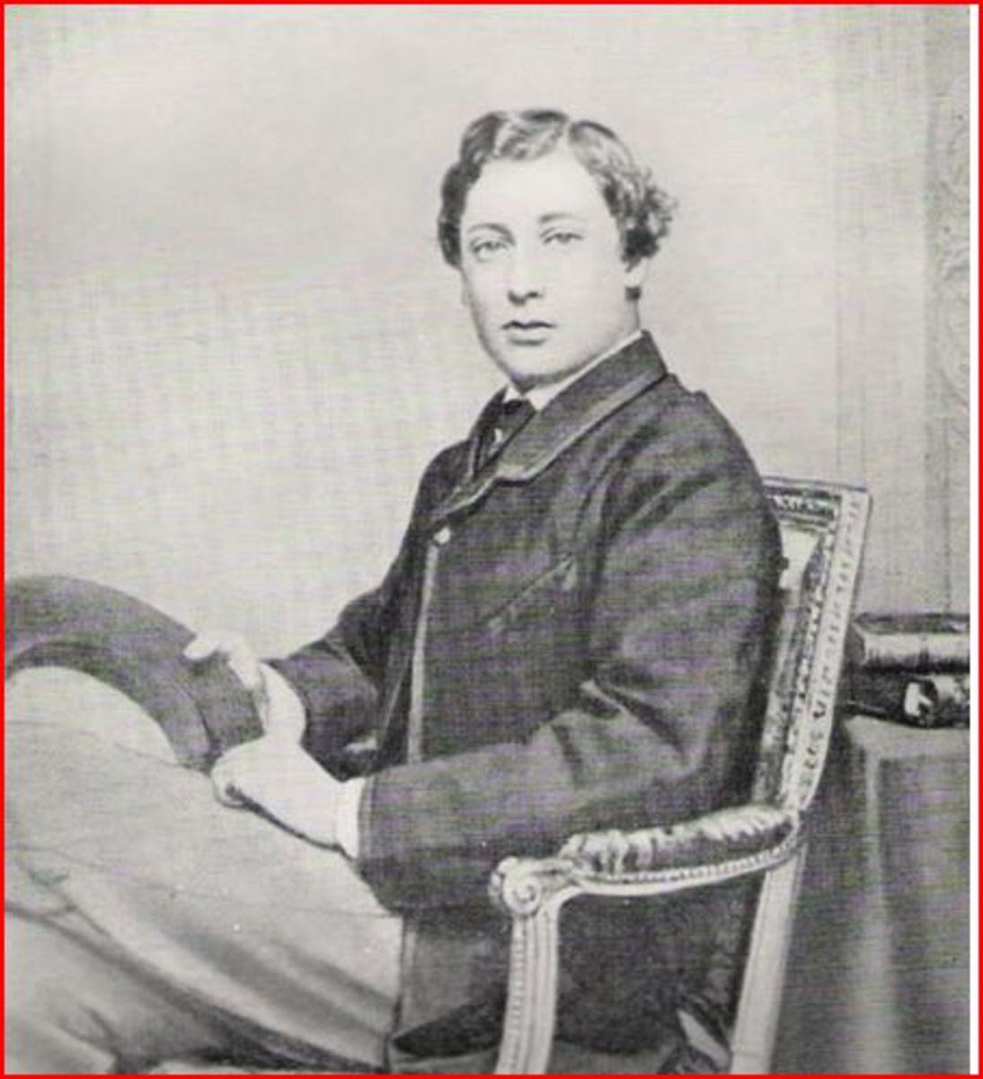 Edward VII Love Chair