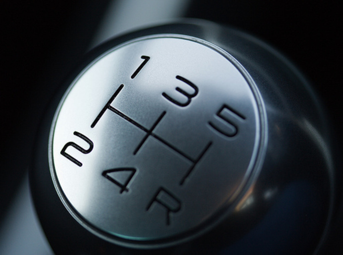 Learn how to drive a standard transmission car.