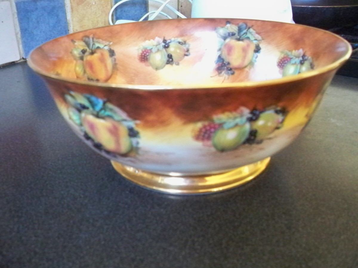 My first purchase- the bowl