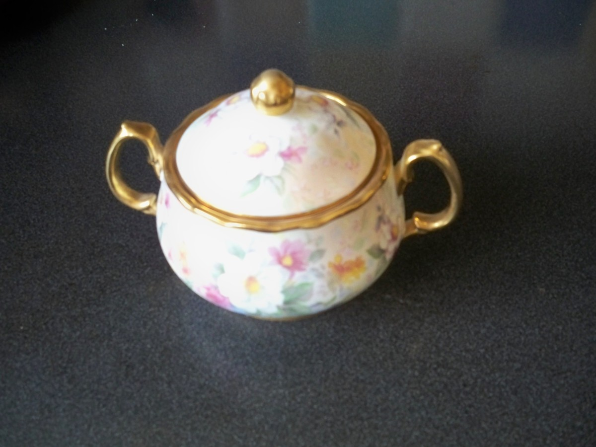 Full sized sugar bowl