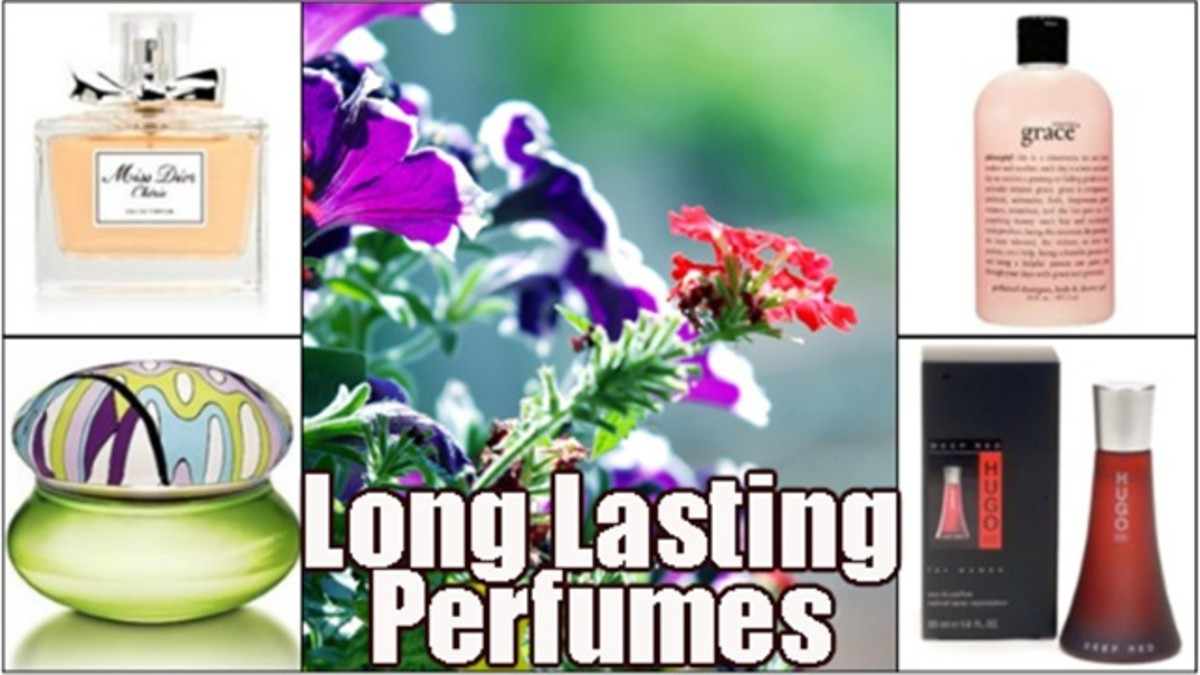 Best Long Lasting Perfumes for Women