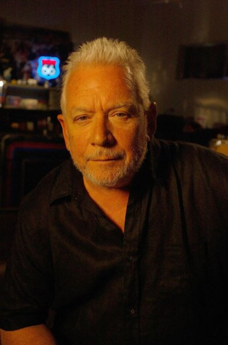 Is Eric Burdon One of the Greatest Rockers of All Time?