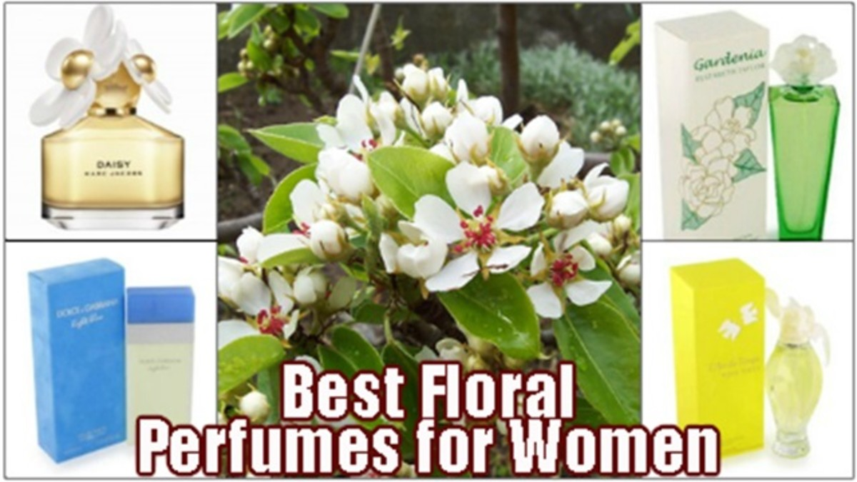 Best Floral Perfumes for Women