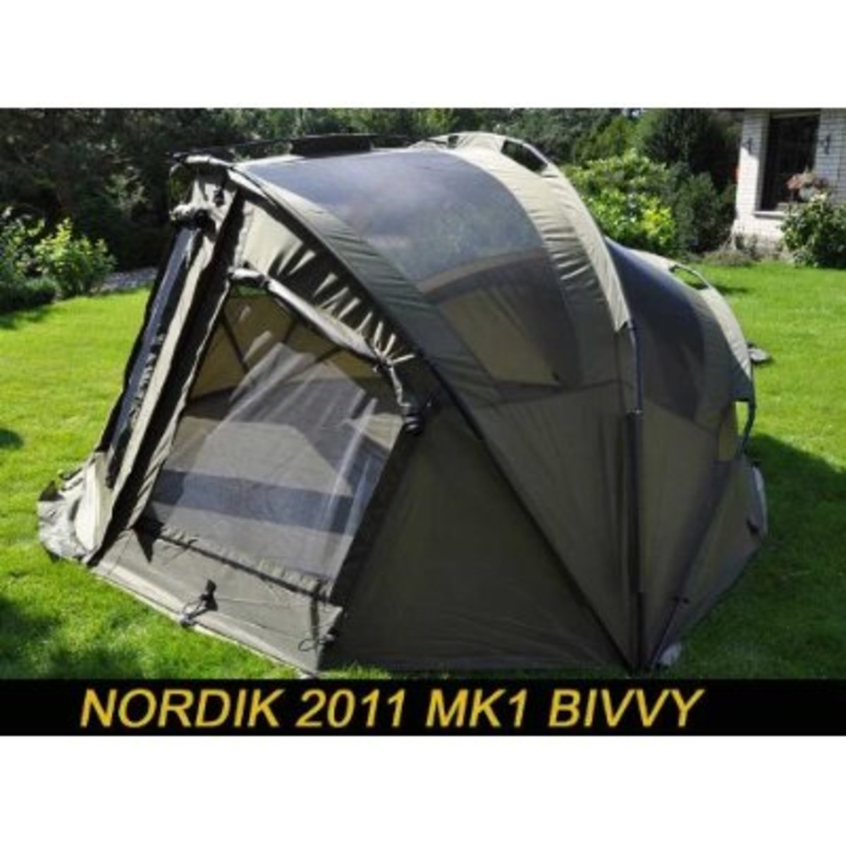 The Nordic Two Man Bivvy