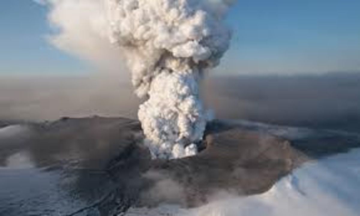 Volcanoes are generally found where tectonic plates are diverging or converging. A mid-oceanic ridge, for example the Mid-Atlantic Ridge, has examples of volcanoes caused by divergent tectonic plates pulling apart. The Pacific Ring of Fire has exampl