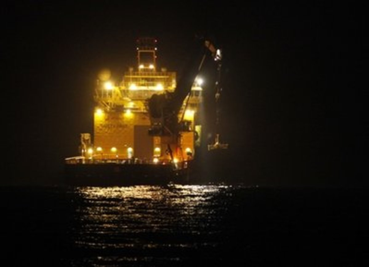 Gulf of Mexico BP Oil Spill