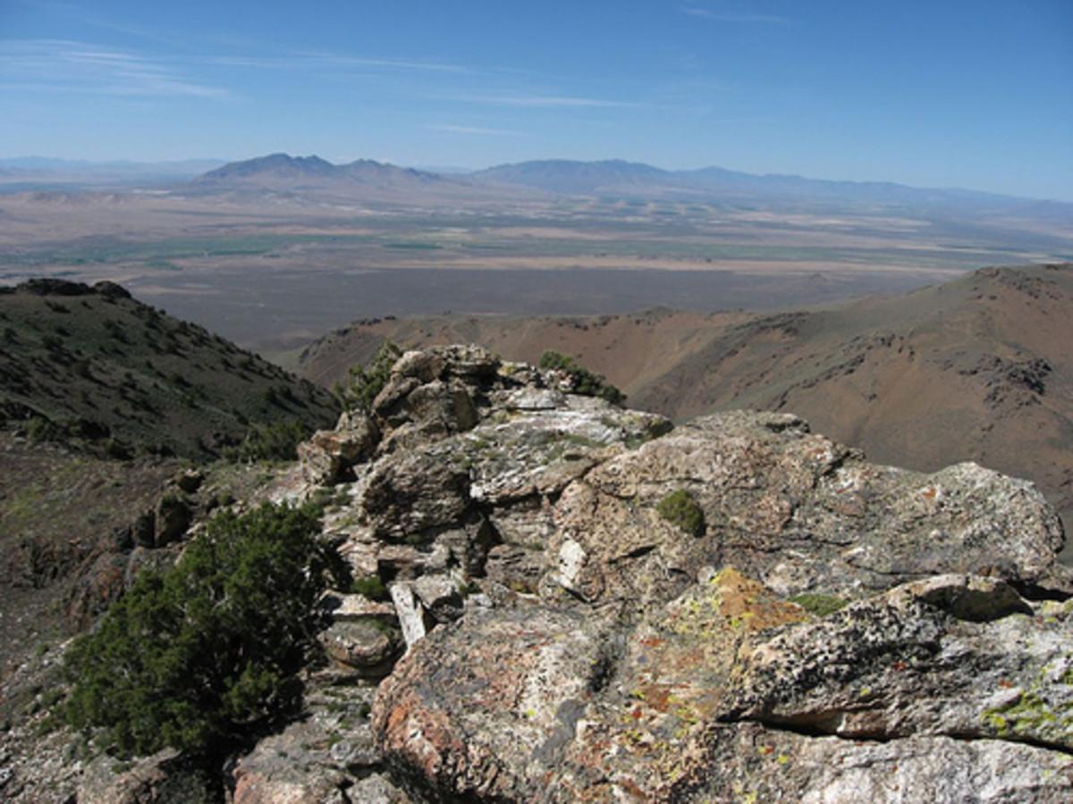 The Great Basin Desert