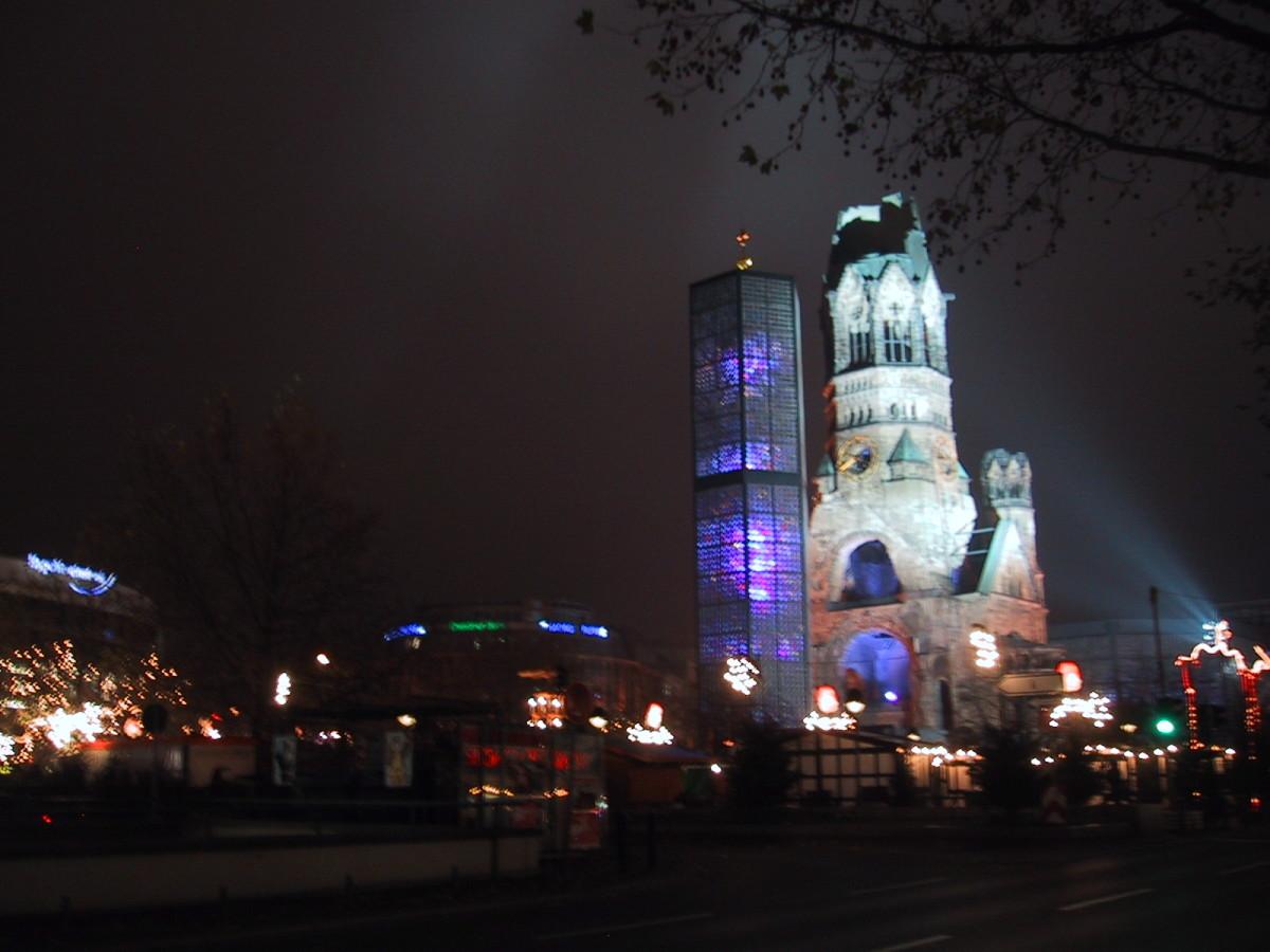 AN EVENING IN BERLIN