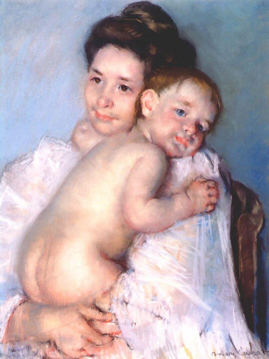 mary-cassatt-impressionist