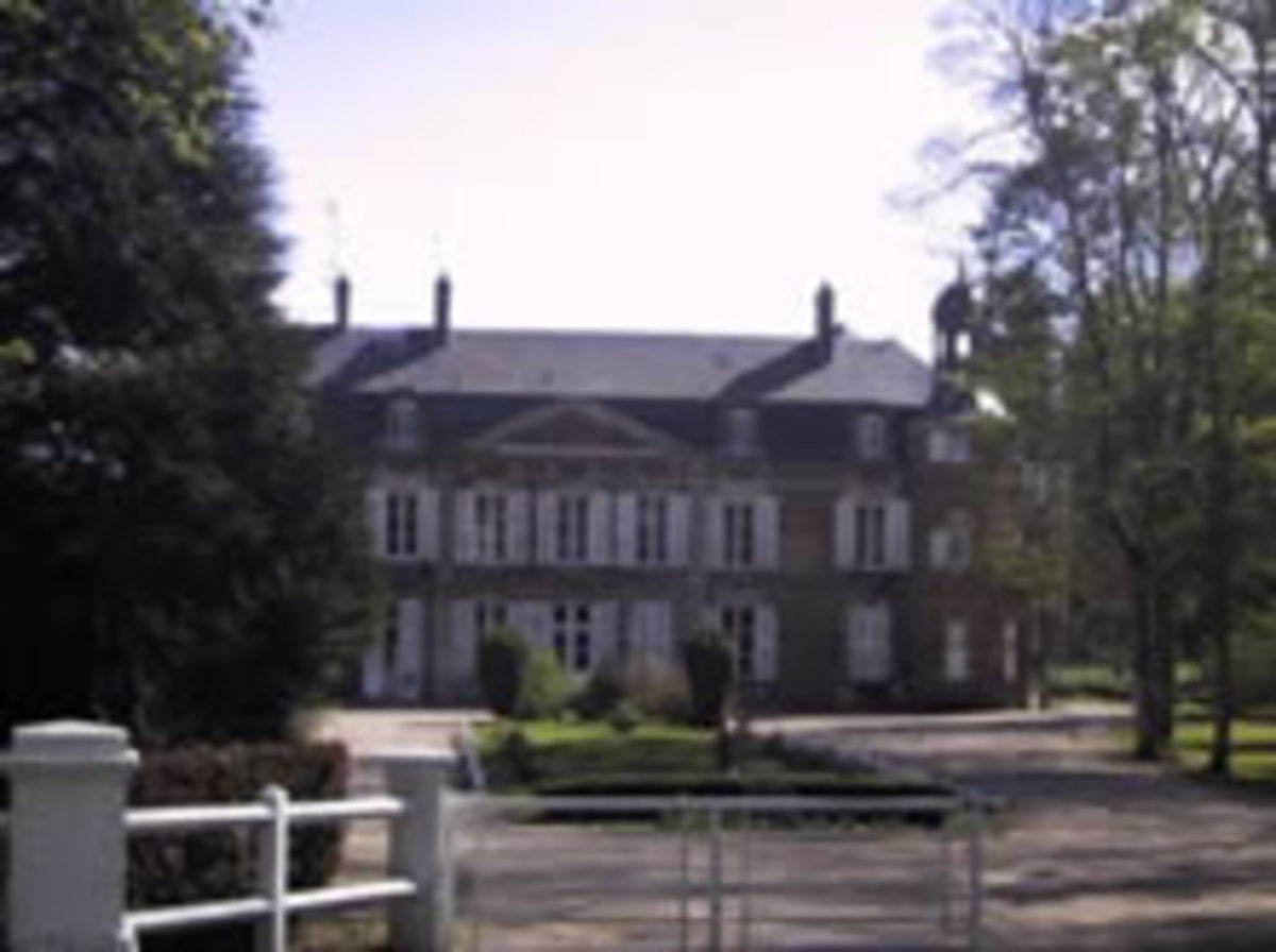 Chateau de Beaufresne (Mary's Castle)
