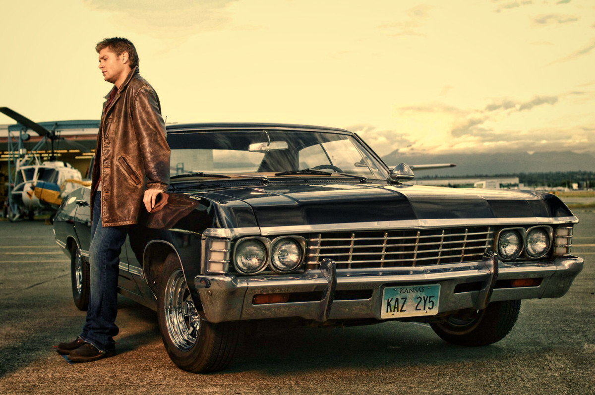 1967 Impala from Supernatural