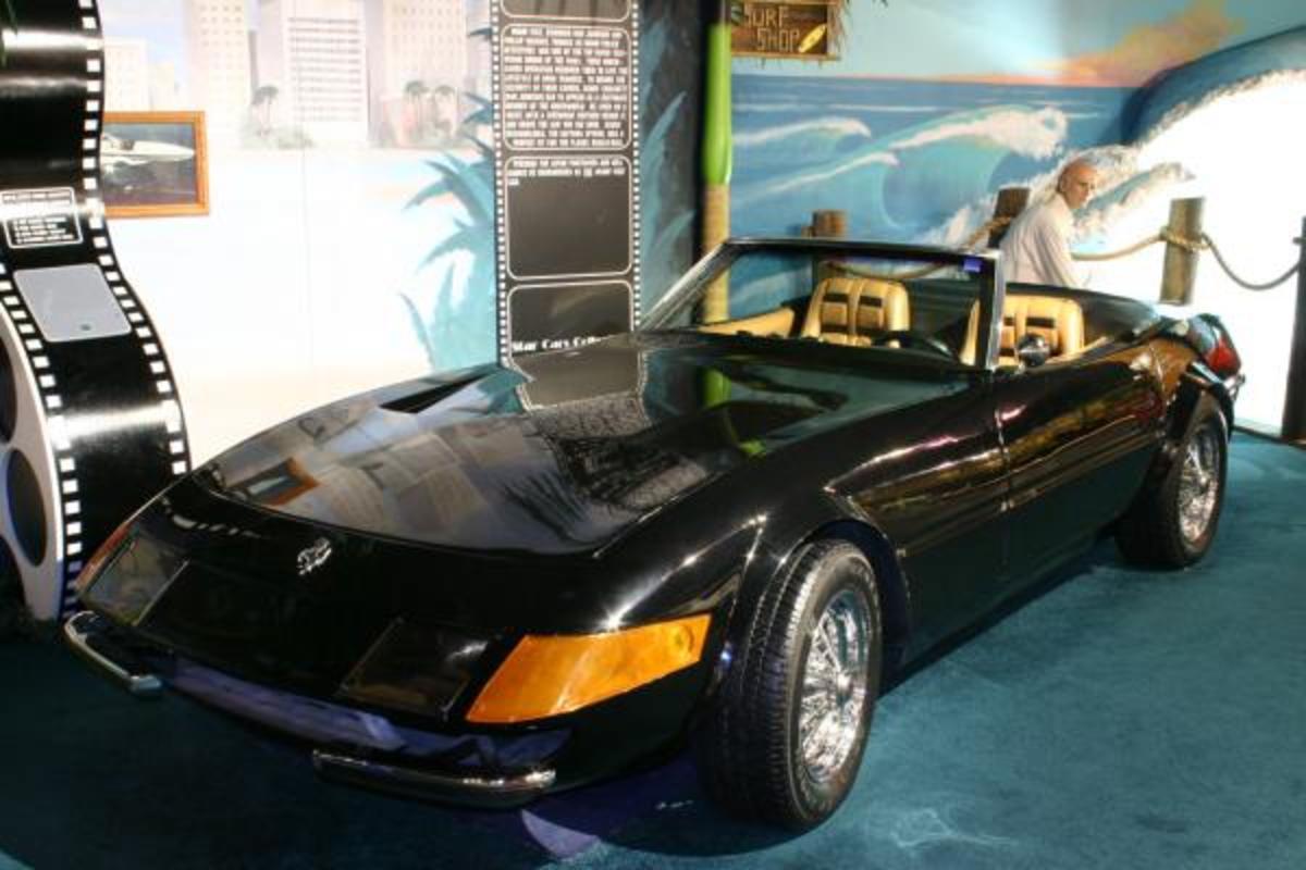 Ferrari Daytona Spyder - Miami Vice