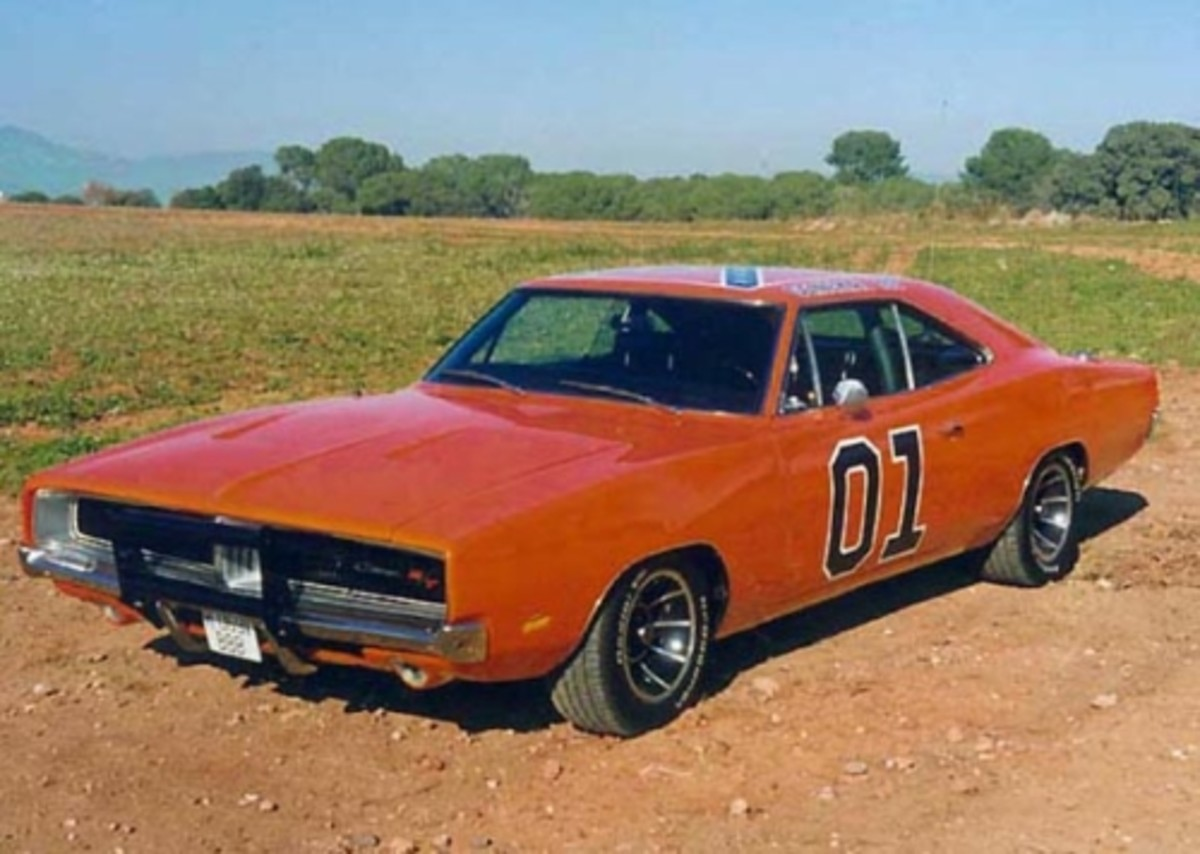 The General Lee - 1969 Dodge Charger - The Dukes of Hazzard