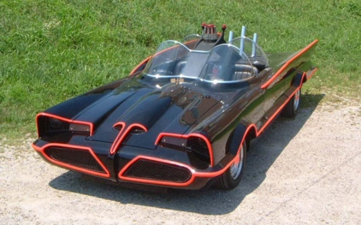 The Coolest Cars on TV