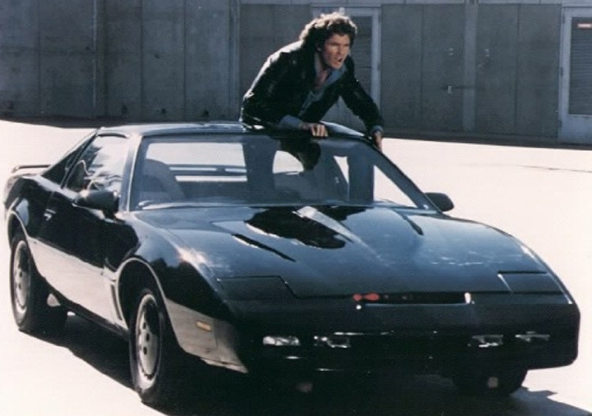 KITT, The Knight Industries Two Thousand