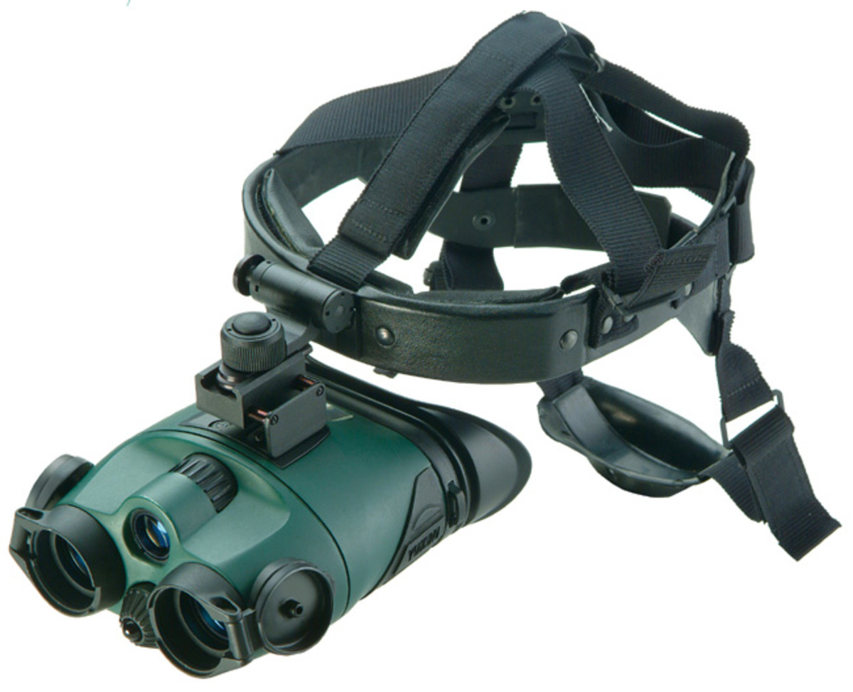 These generation 1 night vision binoculars may cost as much as 600$