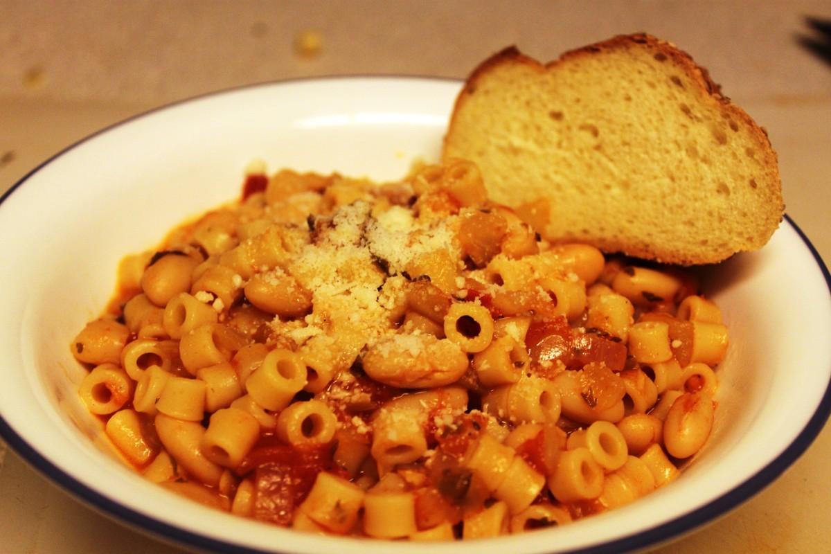How to Make Delicious Pasta e Fagioli