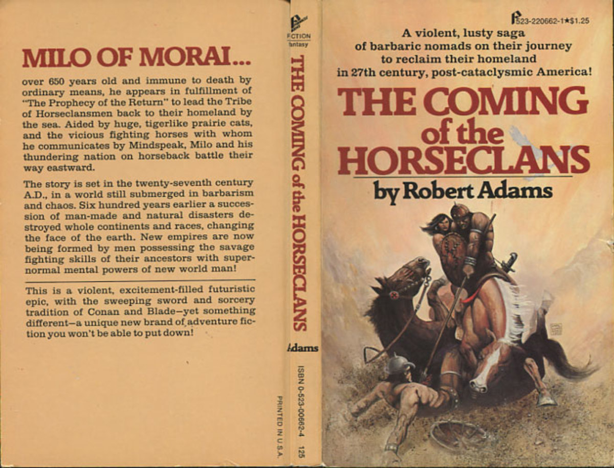 Front and back cover of the Pinnacle - Jan 1977 2nd printing