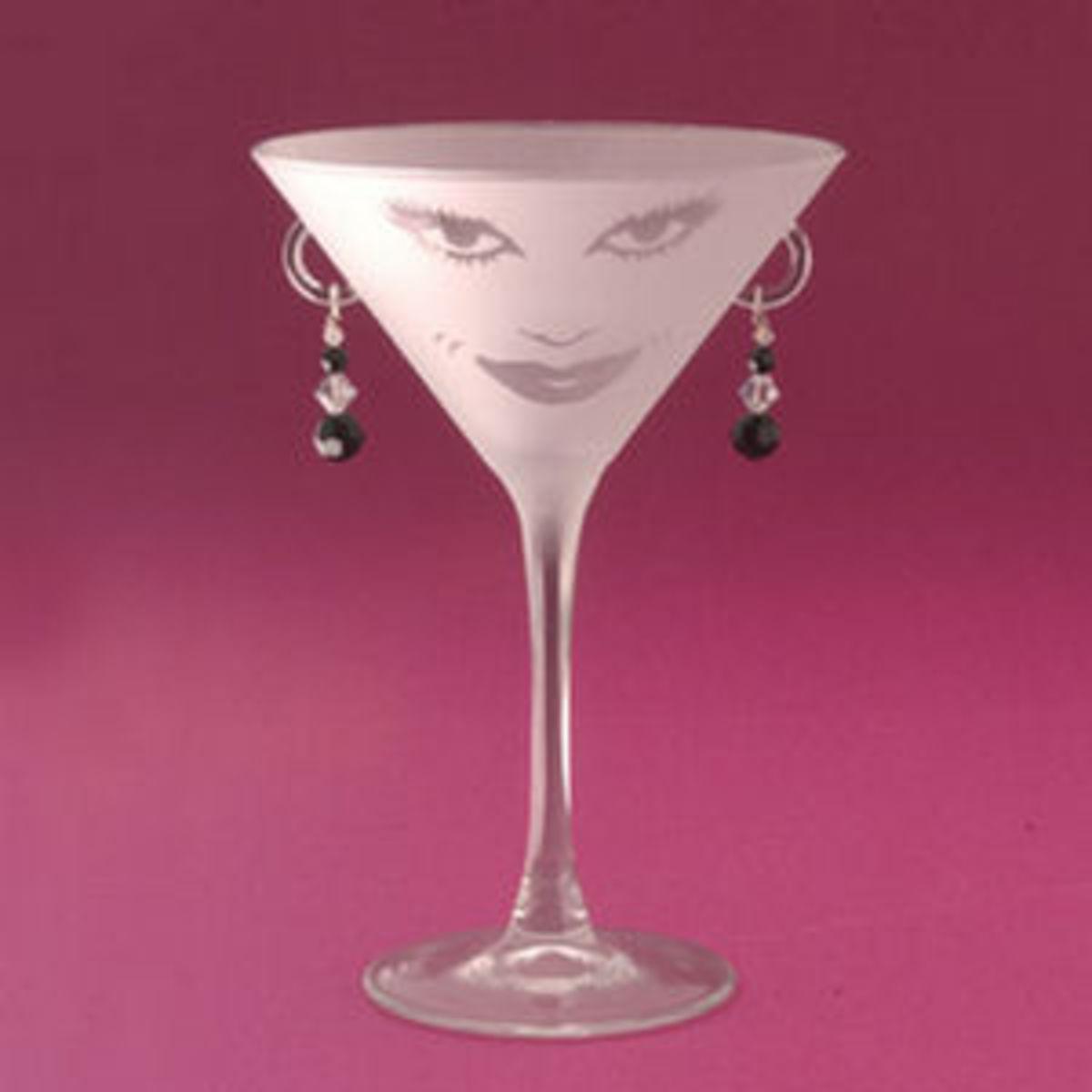 Lolita Martini Glasses