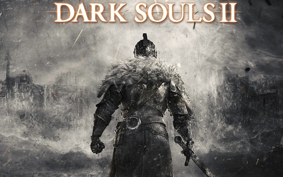 Dark Souls 2 cover art