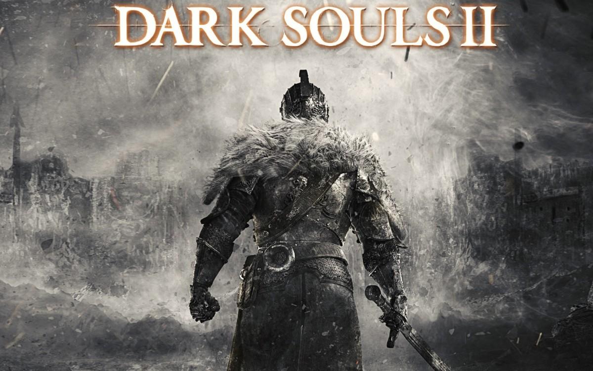 Dark Souls 2 cover art
