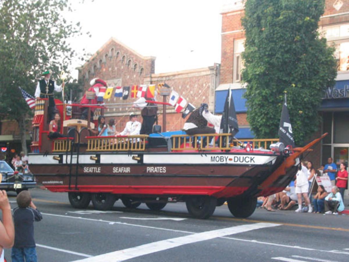 Seattle Seafair Pirates