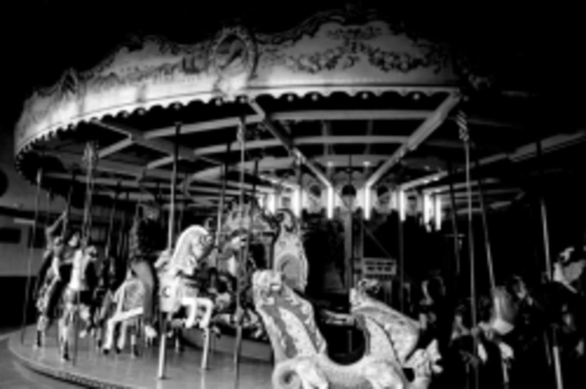 The B&B Carousell (Surf Avenue)