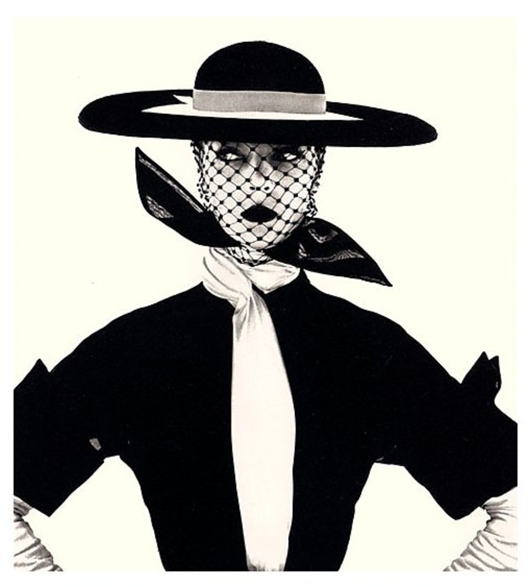 "IRVING PENN ""LISA"""