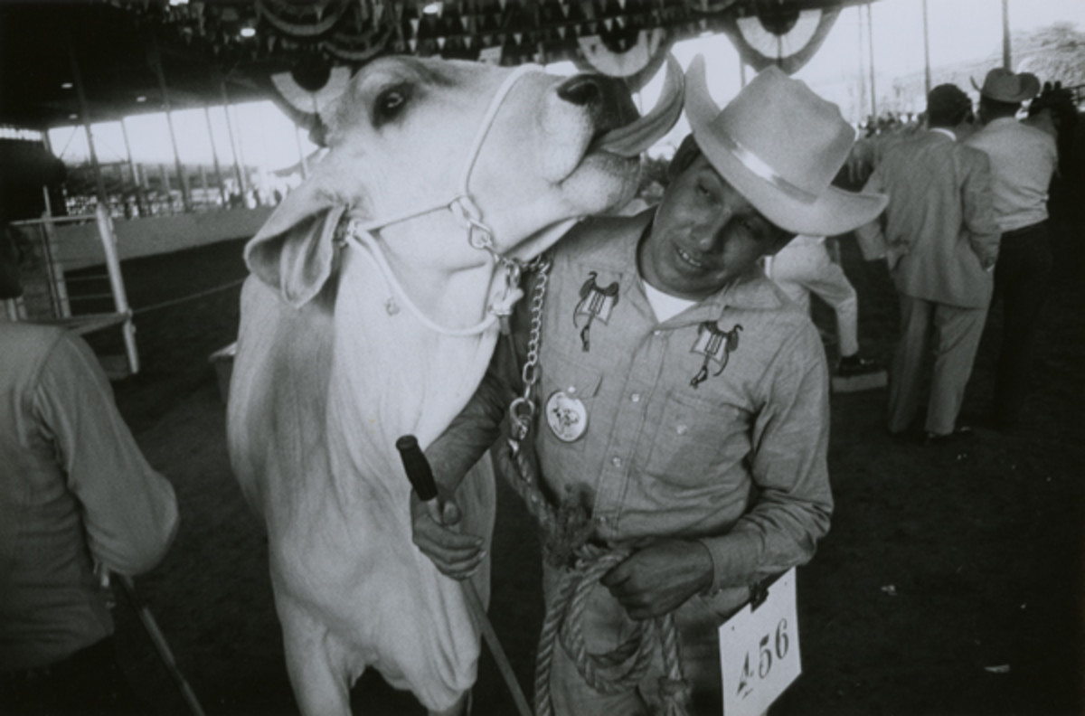 "GARRY WINOGRAND ""TEXAS STATE FAIR 1964"""
